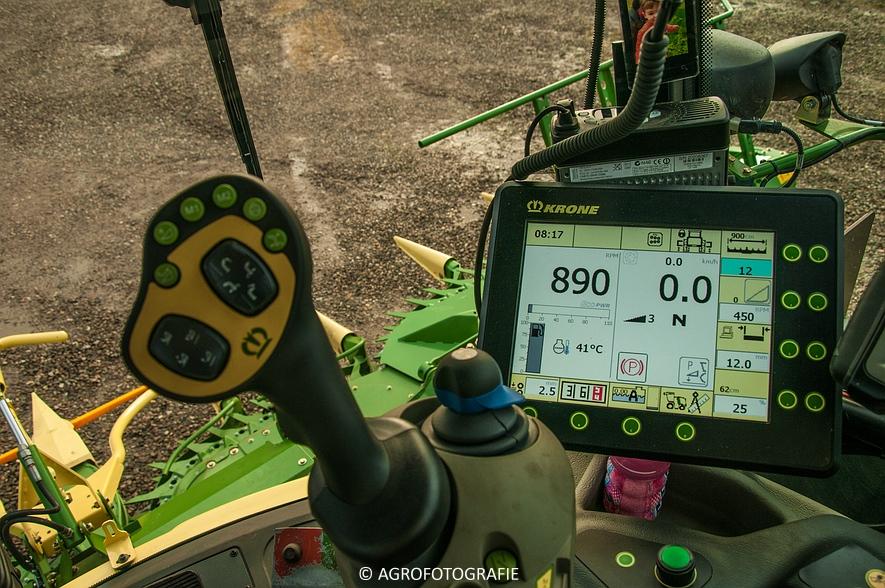 Krone Big X 770 + Krone EasyCollect 903 (24-09-2015) (28 van 96)