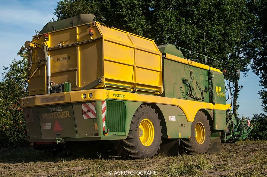 Ploeger BP 2140 (Bonenplukken, 03-08-2015) (2 van 77)