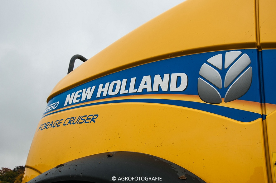 Demo New Holland FR 650 & CR8.80 (Loverjoel, 25-10-2015) (18)