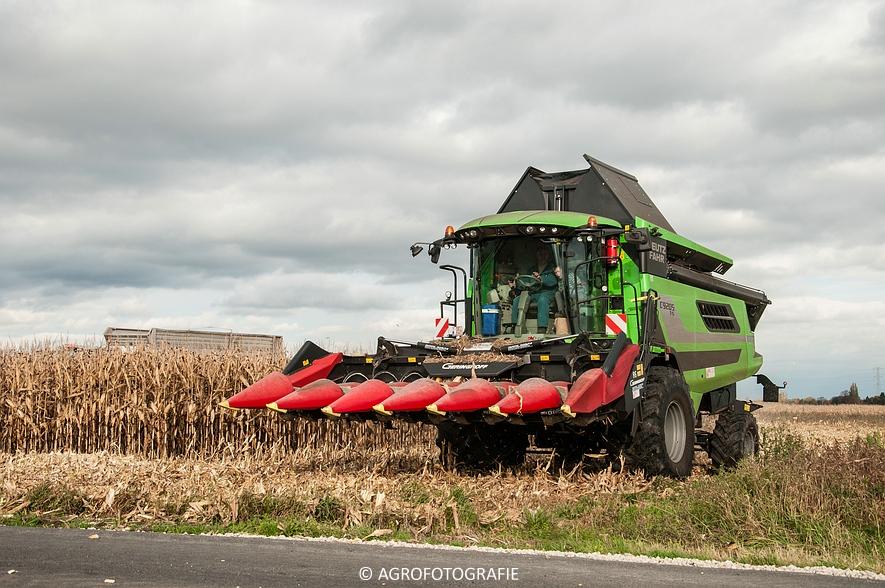 Deutz-Fahr C 9205 TS (Maïs, 06-11-2015) (6 van 66)