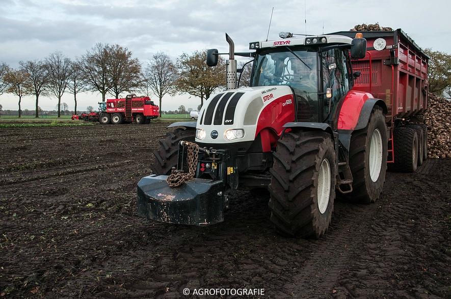 Holmer Agrifac Exxact Hexx Traxx (20-11-2015, Rovers) (101 van 113)