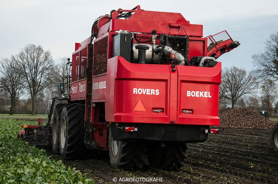 Holmer Agrifac Exxact Hexx Traxx (20-11-2015, Rovers) (30 van 113)