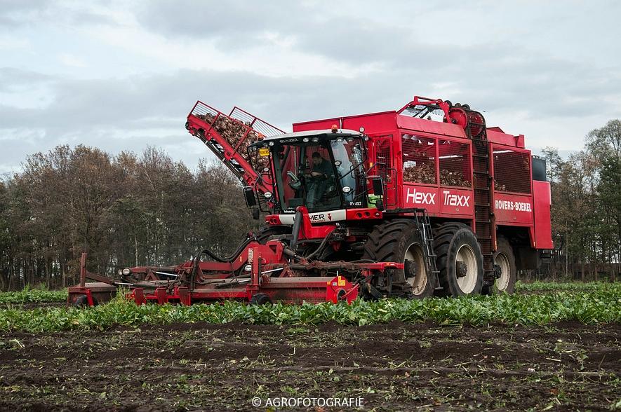 Holmer Agrifac Exxact Hexx Traxx (20-11-2015, Rovers) (81 van 113)