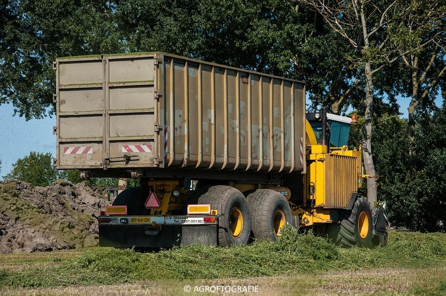 CMC Mercure 4840 Henripre (bunkerhakselaar, Grasdrogerij Oldambt, 10-09-2015) (36 van 44)