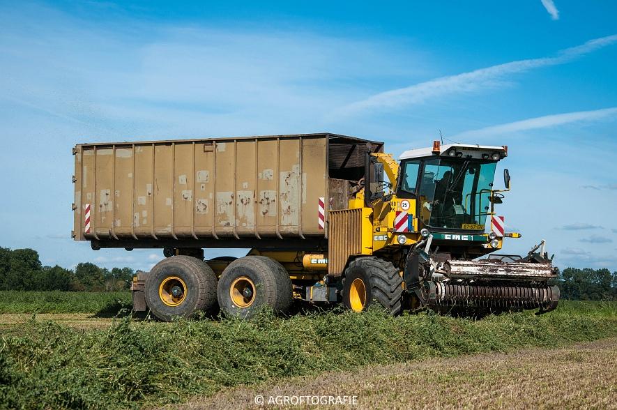 CMC Mercure 4840 Henripre (bunkerhakselaar, Grasdrogerij Oldambt, 10-09-2015) (4 van 44)