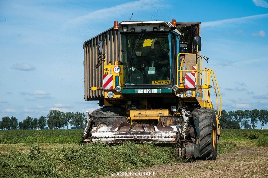 CMC Mercure 4840 Henripre (bunkerhakselaar, Grasdrogerij Oldambt, 10-09-2015) (7 van 44)