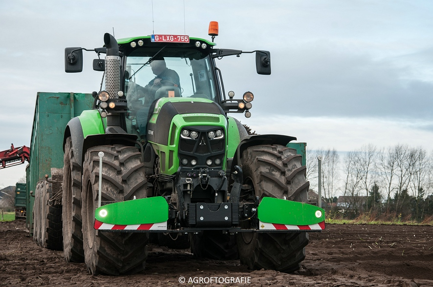 Dewulf R3000 MEGA + Ra 3060 & Deutz-Fahr 7250 TTV Warrior (06-01-2016) (53 van 98)