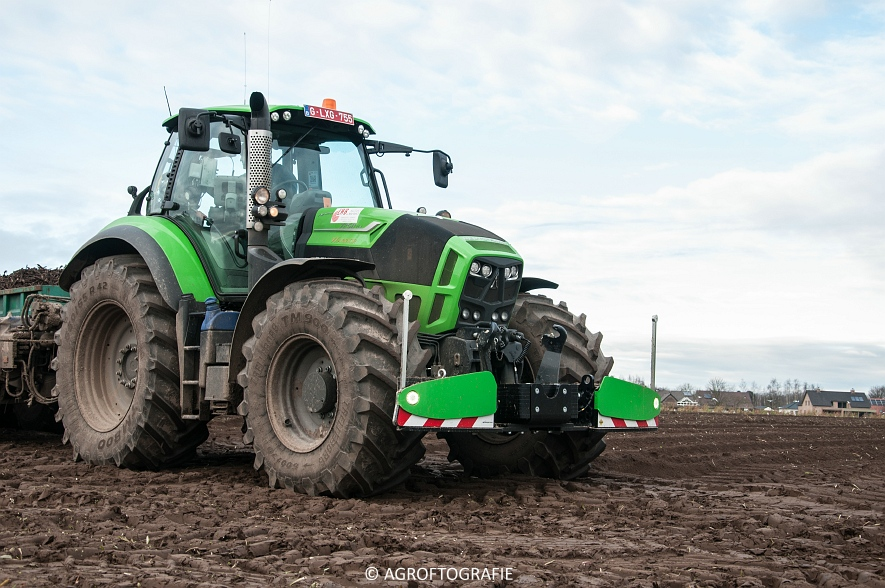 Dewulf R3000 MEGA + Ra 3060 & Deutz-Fahr 7250 TTV Warrior (06-01-2016) (55 van 98)