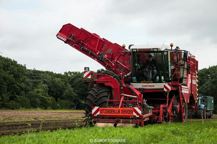 Grimme Varitron 270 (Wortelen, Van Eijck, 25-08-2015) (1 van 56)