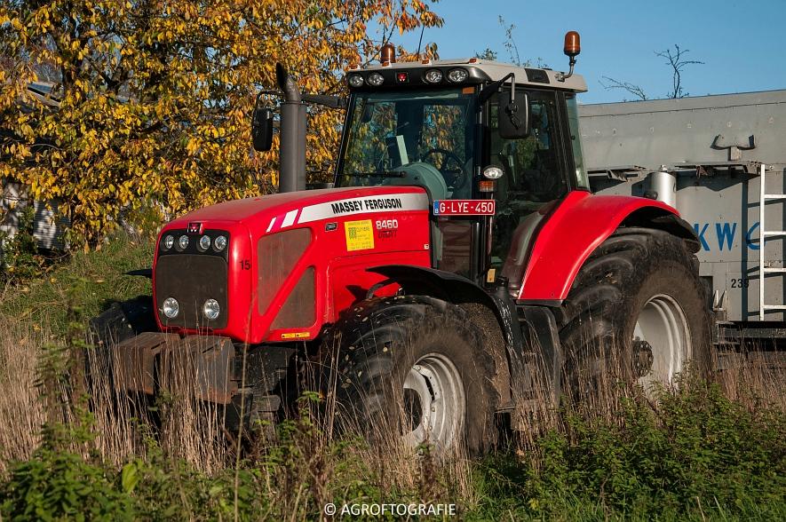 New Holland CX 8050 (Maïs, 01-11-2015) (2 van 45)