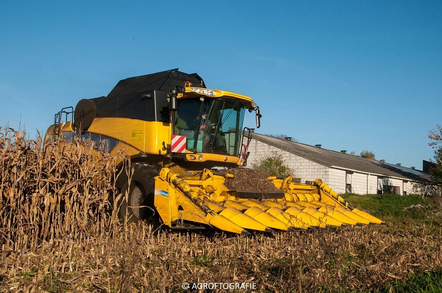 New Holland CX 8050 (Maïs, 01-11-2015) (6 van 45)