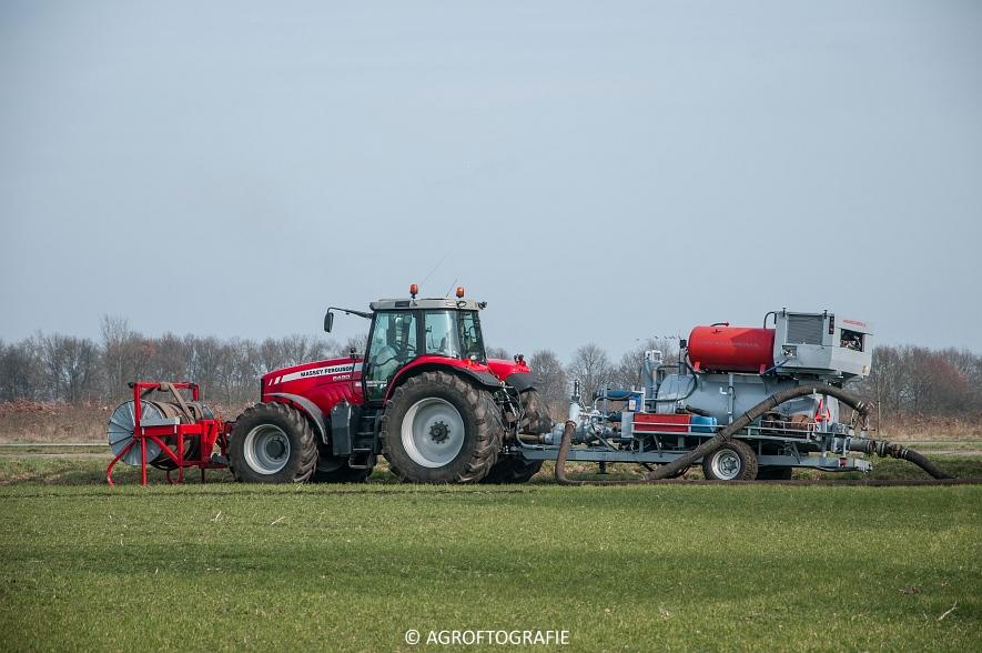 Massey Ferguson 6616 Dyna-VT (Sleepslang, 18-02-2016, Van Helmond) (30 van 43)