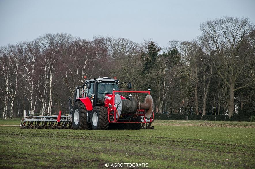 Massey Ferguson 6616 Dyna-VT (Sleepslang, 18-02-2016, Van Helmond) (32 van 43)
