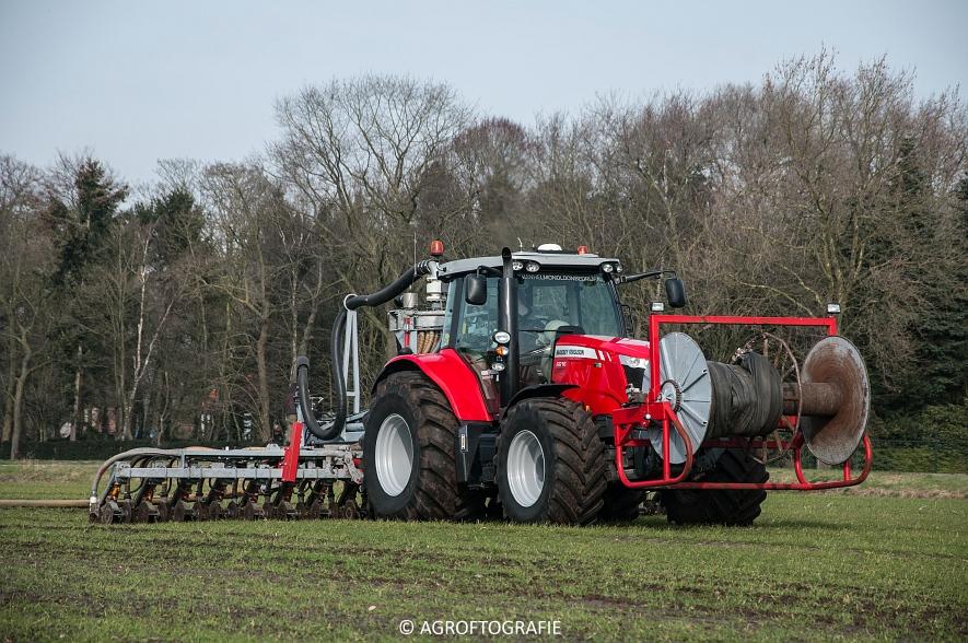 Massey Ferguson 6616 Dyna-VT (Sleepslang, 18-02-2016, Van Helmond) (34 van 43)