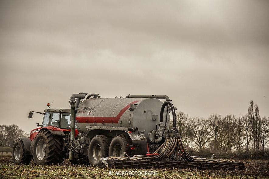 Massey Ferguson 7495 & 8690 Van Helmond Agrofotografie (2)