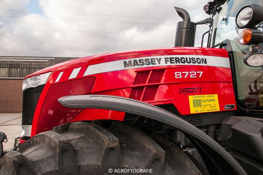 Massey Ferguson 8727 Dyna-VT (Poseren, 15-02-2016) (14) agrofotografie