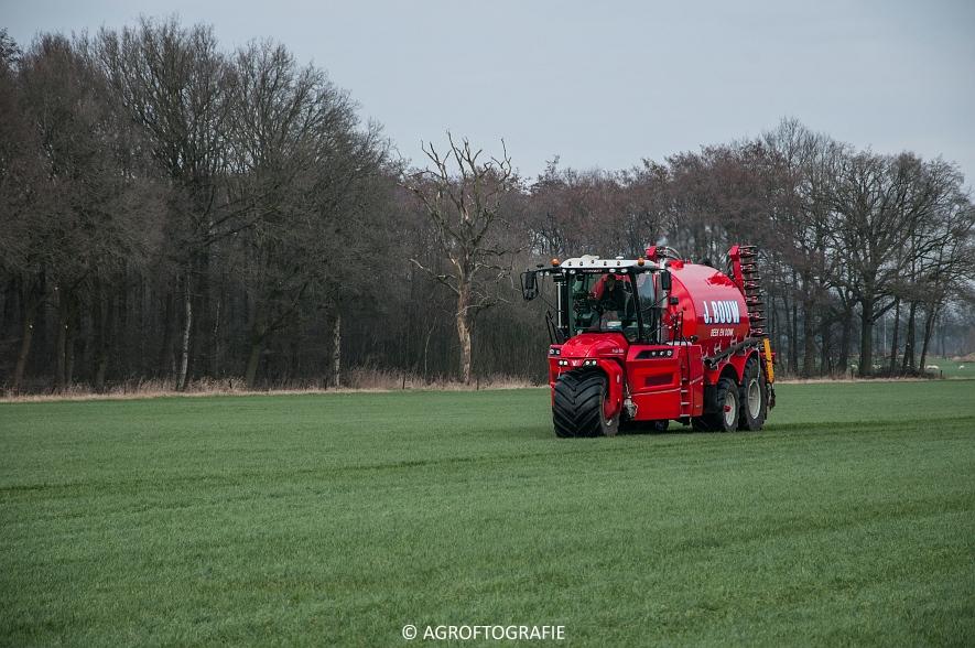 Vervaet Hydro Trike XL + Schuitemaker Exacta 940 (Grasland, 18-02-2016, Bouw) (10 van 47)