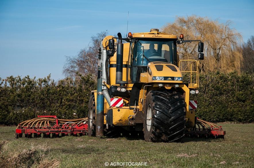 Challenger Terra-Gator TG 8333 (Grasland, Geelen, 14-03-2016) (1 van 46)