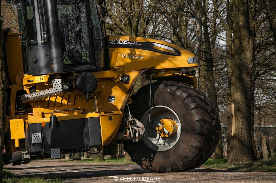 Challenger Terra-Gator TG 8333 (Grasland, Geelen, 14-03-2016) (40 van 46)
