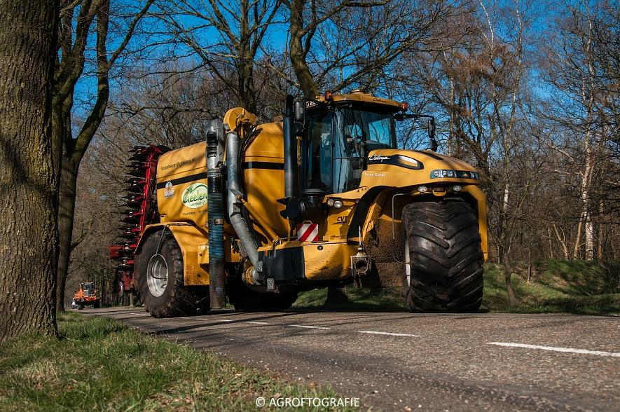 Challenger Terra-Gator TG 8333 (Grasland, Geelen, 14-03-2016) (43 van 46)