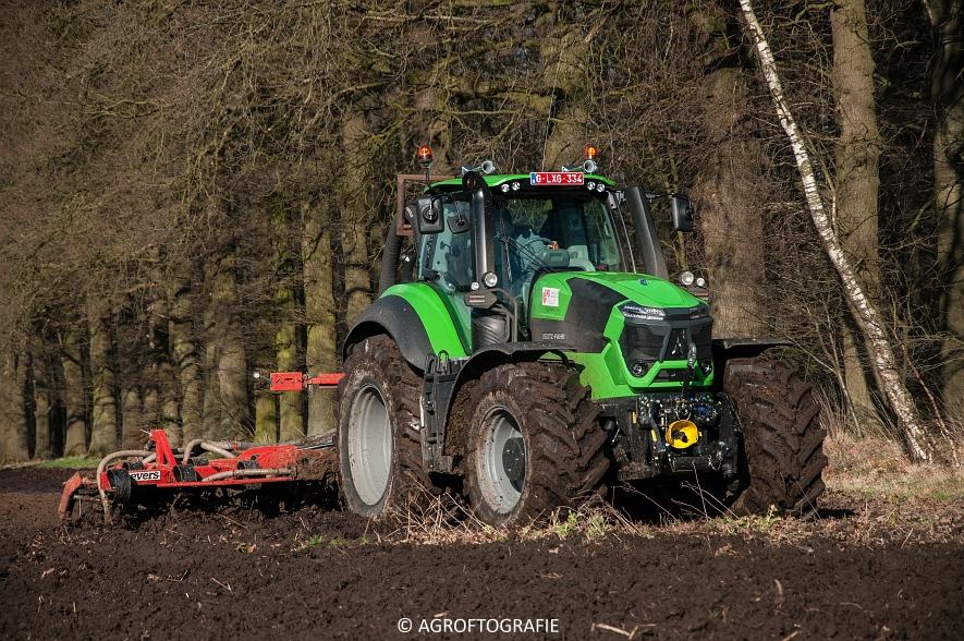 Deutz-Fahr Agrotron 7230, TTV 630 & 9340 TTV (Mestvaren + Onderwerken, 29-03-2016) (108 van 210)