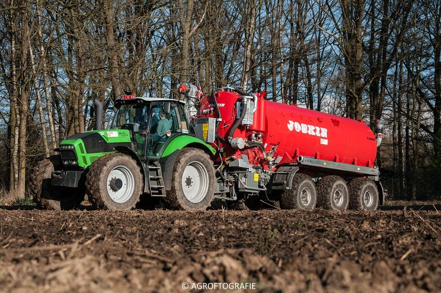 Deutz-Fahr Agrotron 7230, TTV 630 & 9340 TTV (Mestvaren + Onderwerken, 29-03-2016) (153 van 210)