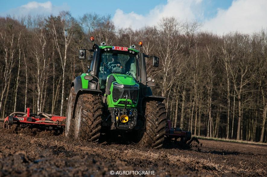 Deutz-Fahr Agrotron 7230, TTV 630 & 9340 TTV (Mestvaren + Onderwerken, 29-03-2016) (198 van 210)