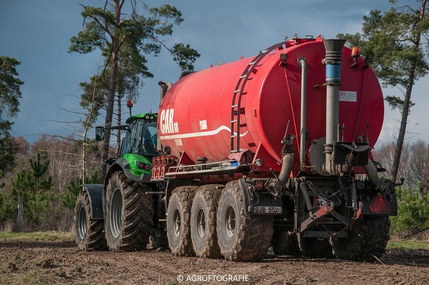 Deutz-Fahr Agrotron 7230, TTV 630 & 9340 TTV (Mestvaren + Onderwerken, 29-03-2016) (29 van 210)