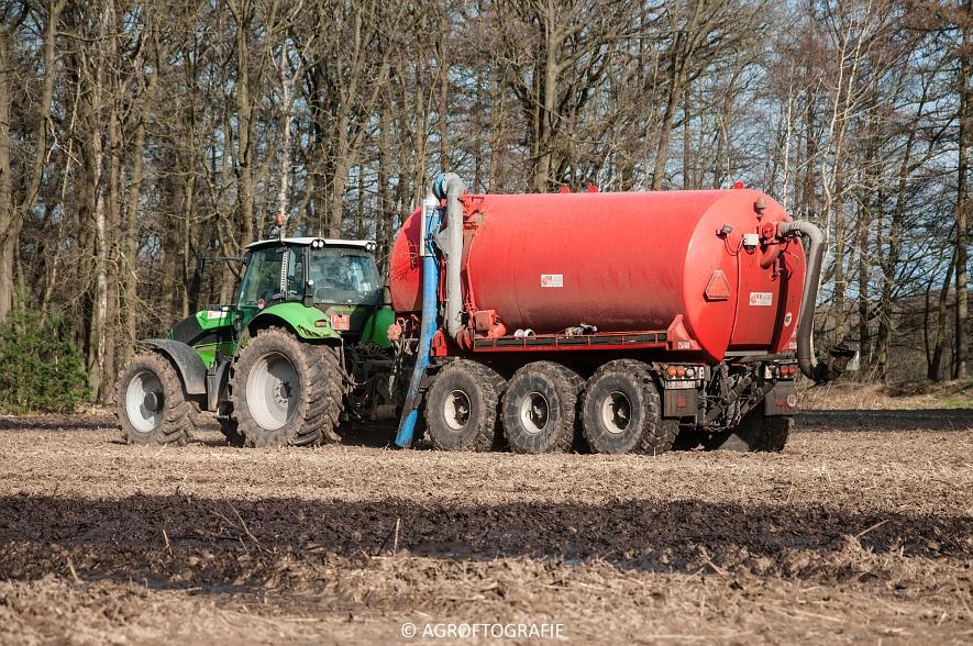 Deutz-Fahr Agrotron 7230, TTV 630 & 9340 TTV (Mestvaren + Onderwerken, 29-03-2016) (33 van 210)