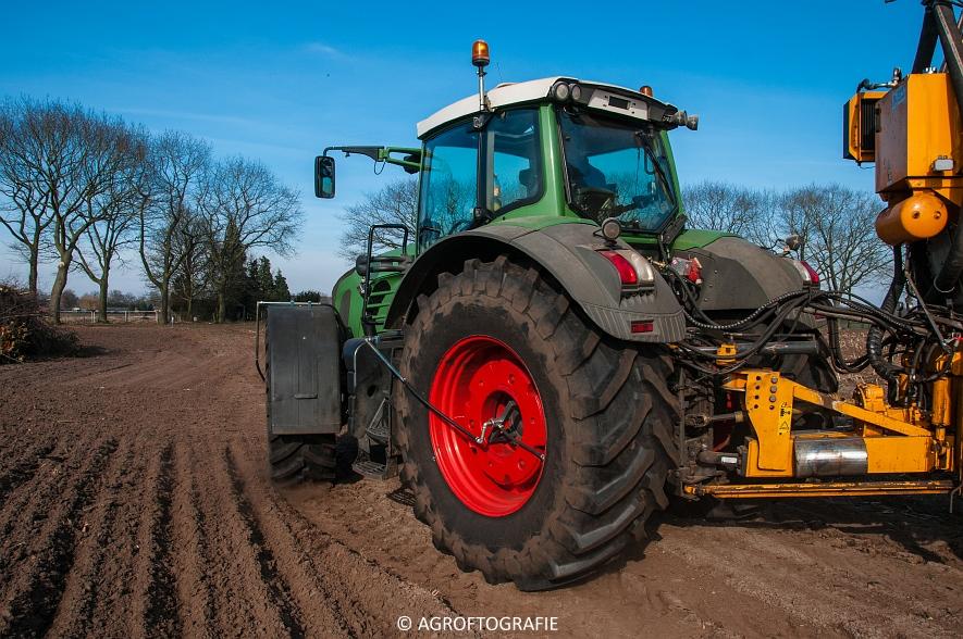 Fendt 936 Vario + VMR Veenhuis (Bouwland, 14-03-2016) (23 van 29) agrofotografie