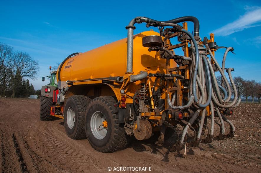 Fendt 936 Vario + VMR Veenhuis (Bouwland, 14-03-2016) (25 van 29) agrofotografie