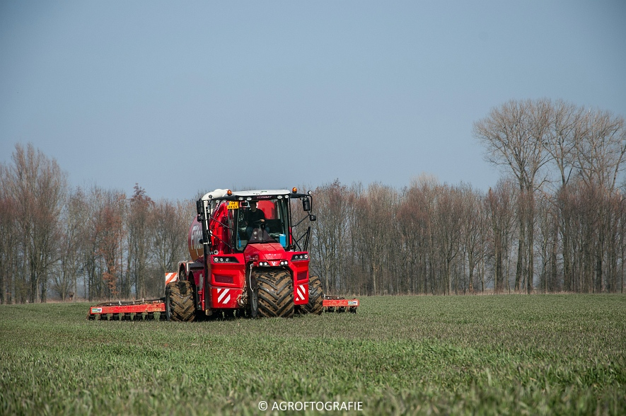 Vervaet Hydro Trike XL (Grasland, 12-03-2016, Fijten) (1 van 64)