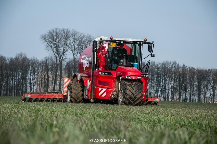 Vervaet Hydro Trike XL (Grasland, 12-03-2016, Fijten) (58 van 64)