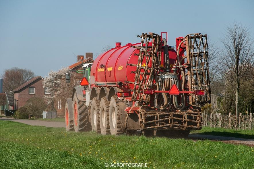 Fendt 930 Vario + Schuitemaker Robusta (Bouwland, Jakobs, 11-04-2016) (80 van 80)