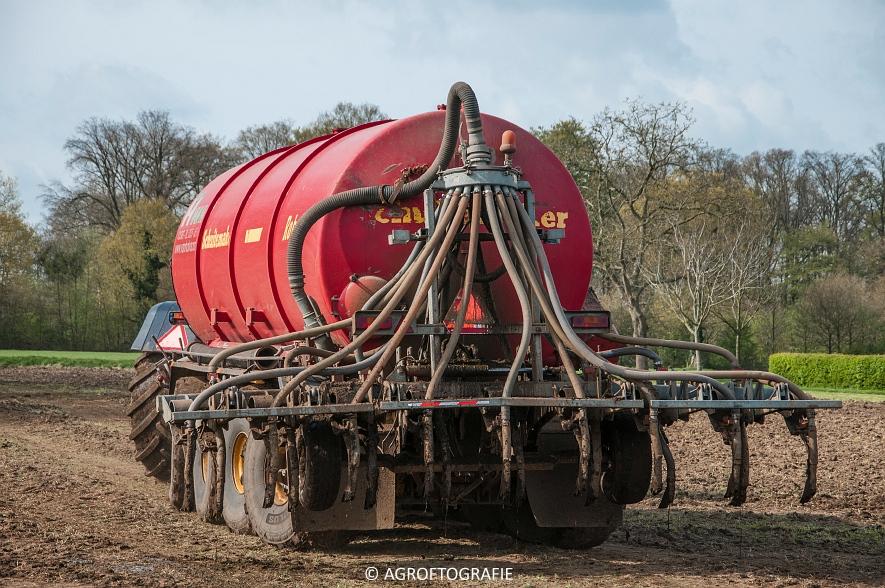 Fendt 933 & 924 + Schuitemaker Robusta & Fendt 930 + Lemken (Van Hal, 25-04-2016) (19 van 86)