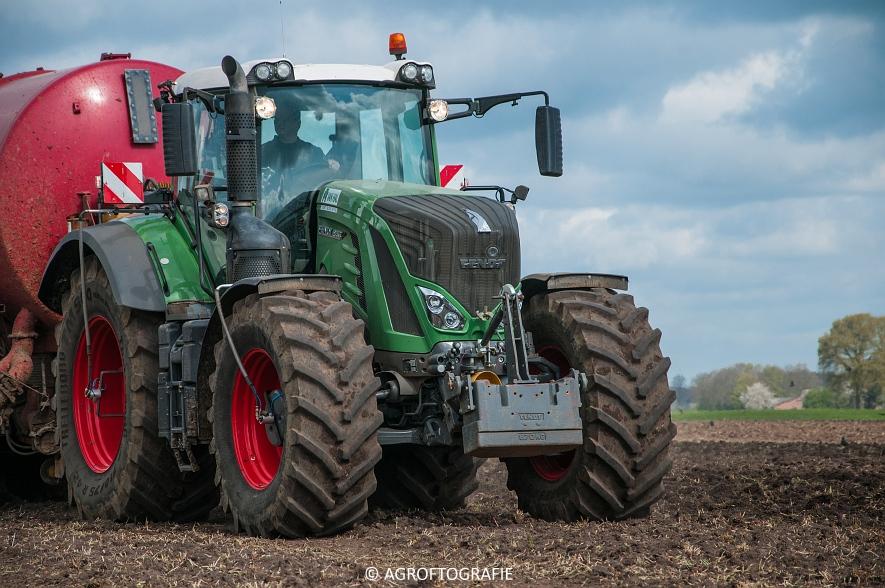 Fendt 933 & 924 + Schuitemaker Robusta & Fendt 930 + Lemken (Van Hal, 25-04-2016) (67 van 86)
