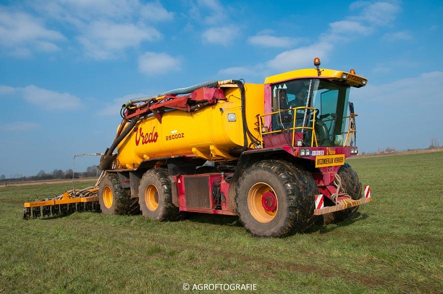 Vredo VT 3326 + 25000Z (Grasland, 12-03-2016, Linsen) (25 van 42)