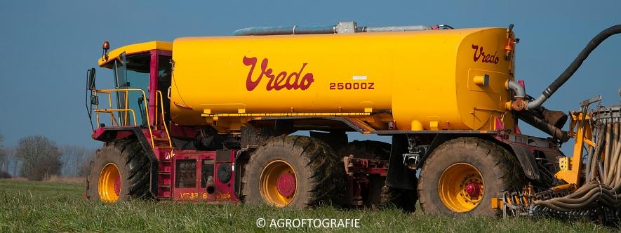 Vredo VT 3326 + 25000Z (Grasland, 12-03-2016, Linsen) (31 van 42)