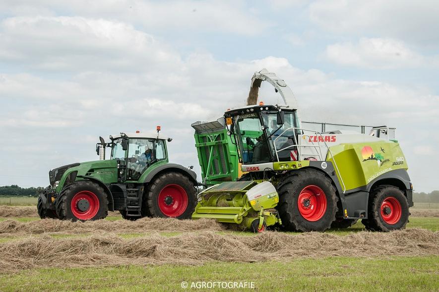 Claas Jaguar 940 + Fendt 930 & 722 + Joskin Drakkar (Gras, Snoeijen Agro, 09-07-2016) (10 van 70)jpg