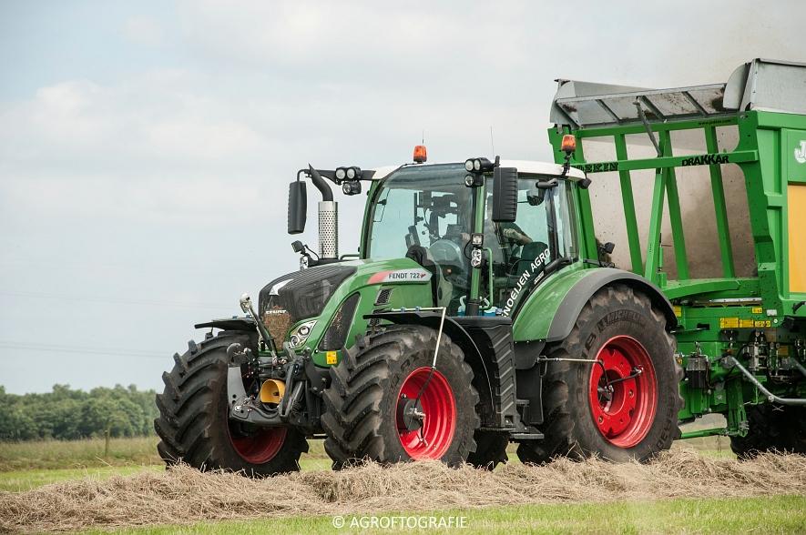 Claas Jaguar 940 + Fendt 930 & 722 + Joskin Drakkar (Gras, Snoeijen Agro, 09-07-2016) (41 van 70)jpg