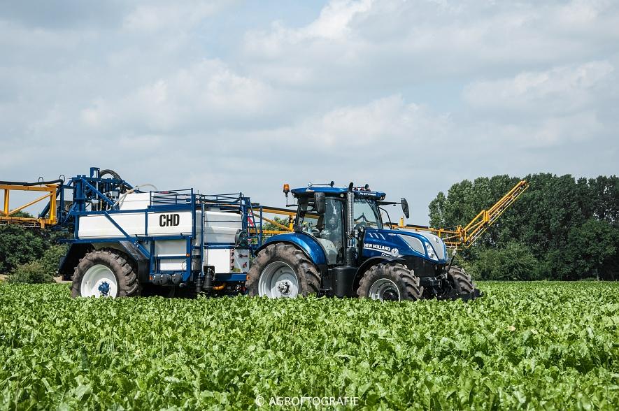 New Holland T7 225 + CDH (Spuiten, MTS Roost, 09-07-2016) (3 van 79)jpg