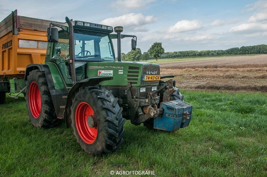 New Holland CX 8 80 (Graan, Fuchs, 13-8-16) (47 van 49)jpg